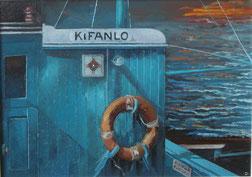 Le Kifanlo (huile)