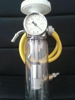 Medap Sauerstoffdruckregler für Medizin und Praxis