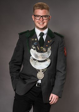 Stadtvizekönig 2019/2020 Kevin Persuhn