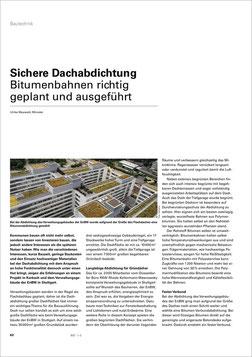 PR Architektur Meywald DBZ vdd