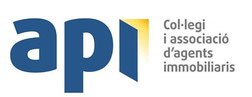 Sello del colegio de API