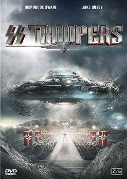 SS Troopers de Joseph Lawson - 2012 / Horreur - Science-Fiction