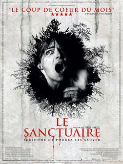 Le Sanctuaire de Corin Hardy - 2015 / Epouvante - Horreur