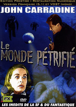 Le Monde Pétrifié de Jerry Warren - 1957 / Science-Fiction