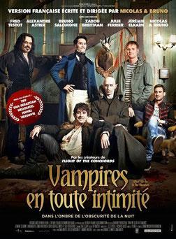 Vampires En Toute Intimité de  Jemaine Clement, Taika Waititi, Nicolas & Bruno - 2015 / Comédie - Horreur