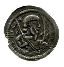 Münze von und mit Jaczo von Köpenick   © Stadtmuseum Berlin