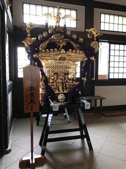 王子神社例大祭 槍祭:投稿@ups1dedwnさん