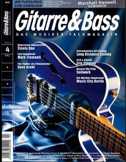 Gitarre & Bass 04/2013