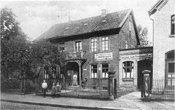 Bürgerpark im Maschmühlenweg vor 1921. Städtisches Museum Göttingen