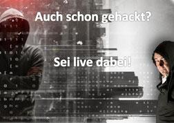 Frank Ewert Sicheres Netz hilft e.V., Live Hacking inBrakel