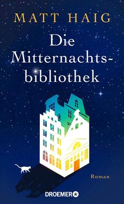 Die Mitternachtsbibliothek von Matt Haig