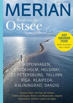 MERIAN Magazin Ostsee - Die Lust am Reisen