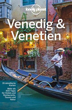 Lonely Planet Reiseführer Venedig & Venetien von Alison Bing