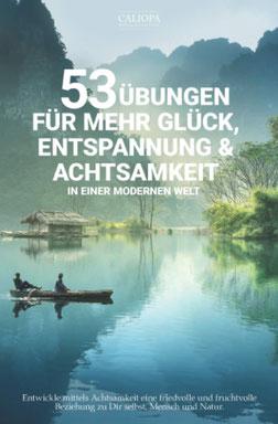 53 Übungen für mehr Glück, Entspannung & Achtsamkeit in einer modernen Welt: Entwickle mittels Achtsamkeit eine friedvolle und fruchtvolle Beziehung zu Dir selbst, Mensch und Natur von Frederik Patel