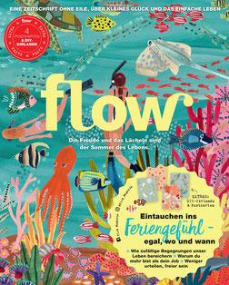 Flow - Eine Zeitschrift ohne Eile, über kleines Glück und das einfache Leben