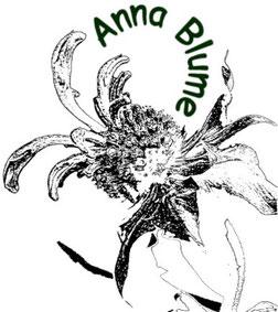 Kräuter Anna Blume