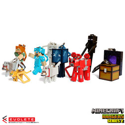 Minecraft Hanger Figure Display Box Series 2 マインクラフト ハンガーフィギュア ボックス シリーズ2