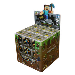Minecraft Craftable Diorama Figures