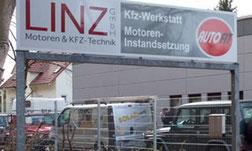 Linz GmbH - Motoren & KFZ-Technik in Gailbach
