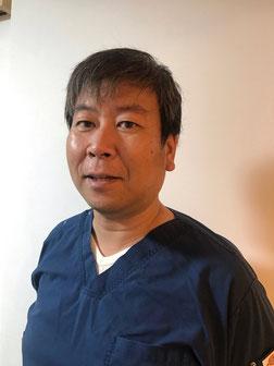 新川崎 歯医者 英語 院長