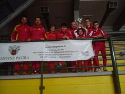 Il Messina Table Soccer presente a San Benedetto