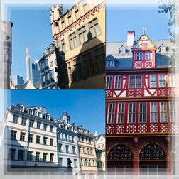 Frankfurt, new-old-town, altstadt, city-centre, lifestylette