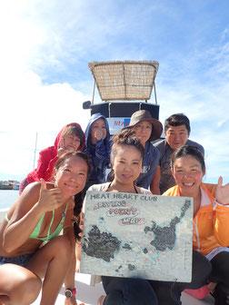 石垣島でのんびりダイビング「マンタに逢いに」