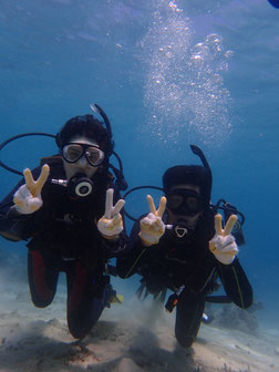 石垣島でのんびり体験ダイビング「スーパー少人数制」ヒートハートクラブ