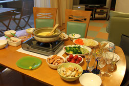 Cheese Fondue♪