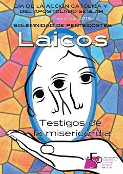 Laicos, testigos de la misericordia