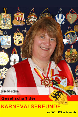 Kerstin Heisecke: Jugendleiterin