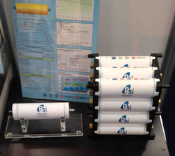 Batterie Rundzellen der Firma PSI Wichtig Ihr Bedarf an Kapazität und Akku - Erweiterbarkeit  Variabel