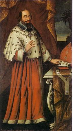 Ferdinand als Erzbischof von Köln