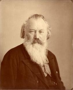 Johannes Brahms [ÖNB Bildarchiv]