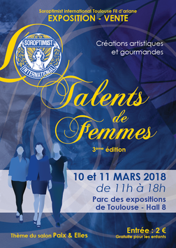 Talents de Femmes - Soroptimist International Toulouse
