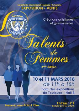Talents de Femmes - Soroptimist International Toulouse