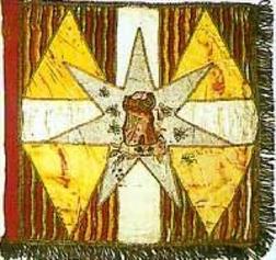 Emblème du Bournat guidon de la Félibrée langue d'oc, tradition périgourdine,