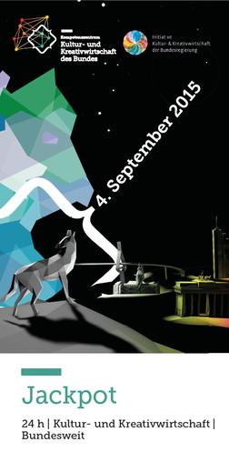 Jackpot - Kultur und Kreativwirtschaft - Die Web-Marketing Experten von mehrWEB.net öffnen ihre Agenturtüren am 4. Sept. 2015