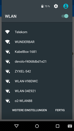 WLAN Strahlung