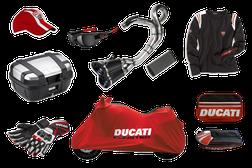 accessori Ducati -  Rinomotor's Bolzano - concessionaria Ducati Trentino Alto Adige - vendita consulenza assistenza