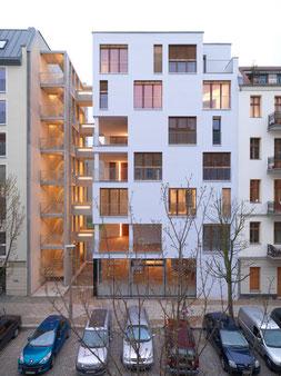 e3 - Holz-Hochhaus [Foto: Kaden+Partner]