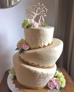 Hochzeit Doris Tortenkunst