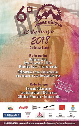 VI PERIMETRAL PEÑACORADA - Cistierna, 13-06-2018
