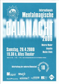 """Mentalmagische Galanacht"""