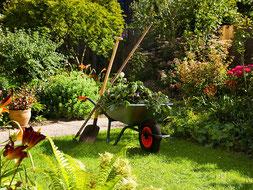 Gartenpflege in München