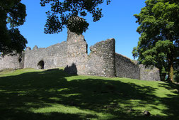 Inverlochy Castle am Great Glen Way