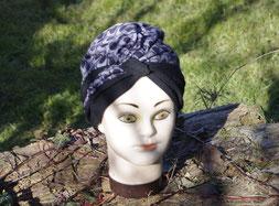 turban 100%coton