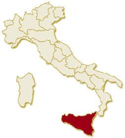 Italia regione Sicilia