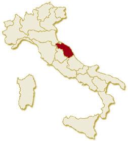 Italia regione Marche