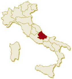 Italia regione Abbruzzo